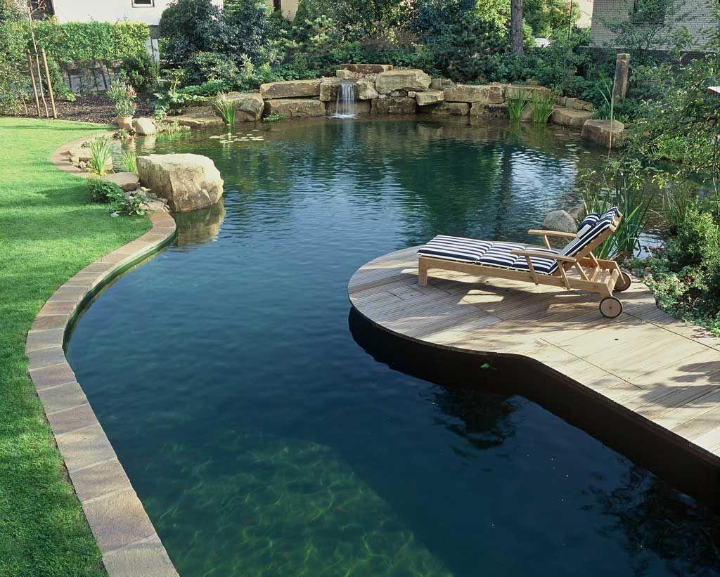 Schwimmteiche Kirchner Garten Und Teich Coole Pools Schwimmteich Naturschwimmbader