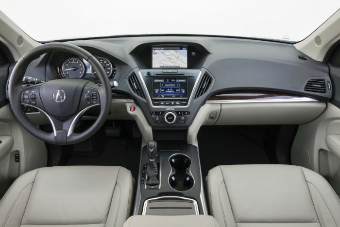 Acura Zdx 2016 Interior Acura Mdx Hybrid Acura Mdx Acura