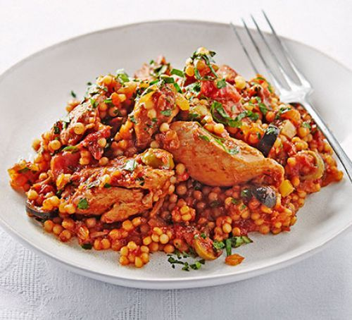 Lemony chicken stew with giant couscous recipe couscous stew lemony chicken stew with giant couscous recipe couscous stew and food forumfinder Image collections