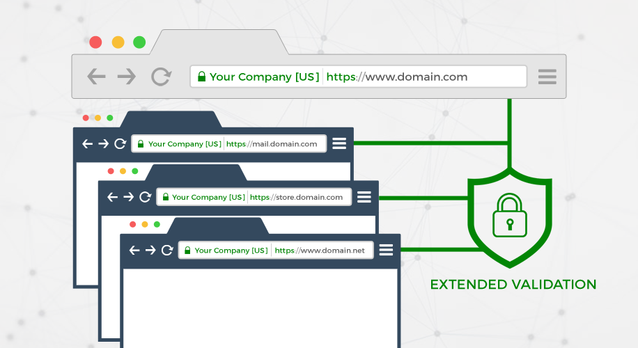 Ultimate Guide to Use EV SSL Certificate to Secure your Main Domain ...