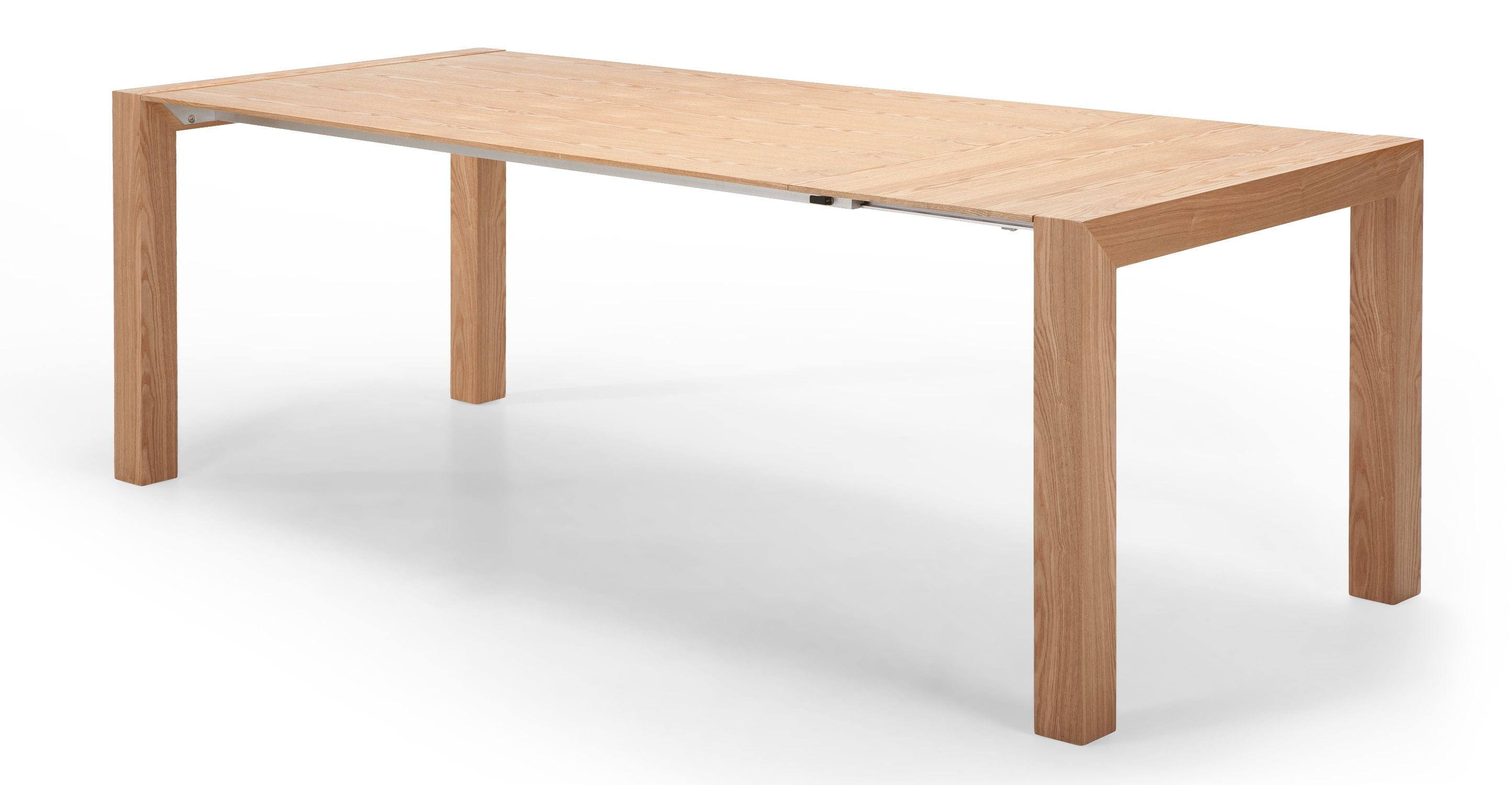 Bramante extending dining table ash from made grey make a bramante extending dining table ash made geotapseo Images