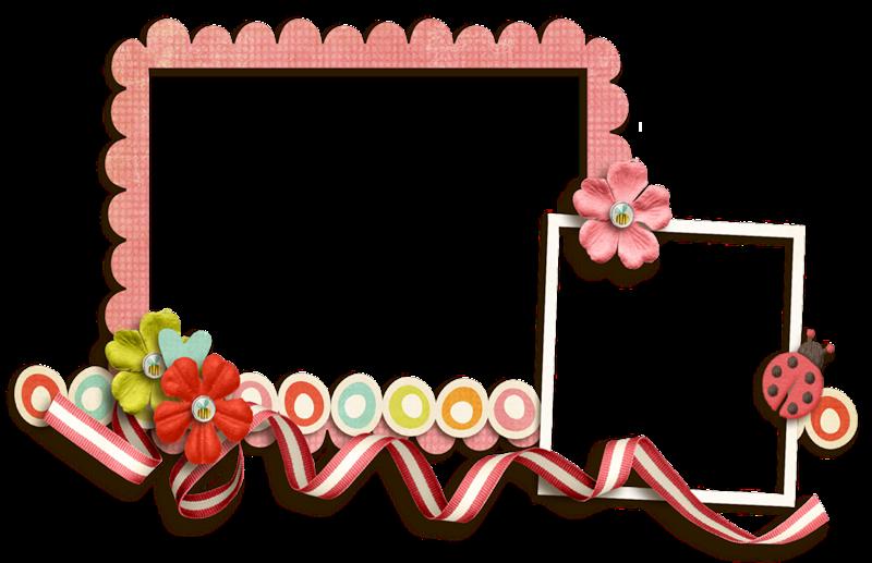 إطارات للكتابة جاهزة للإستعمال براويز لتصميمات الفوتوشوب إطارات للاطفال أ Floral Wallpaper Frame Scrapbook Borders