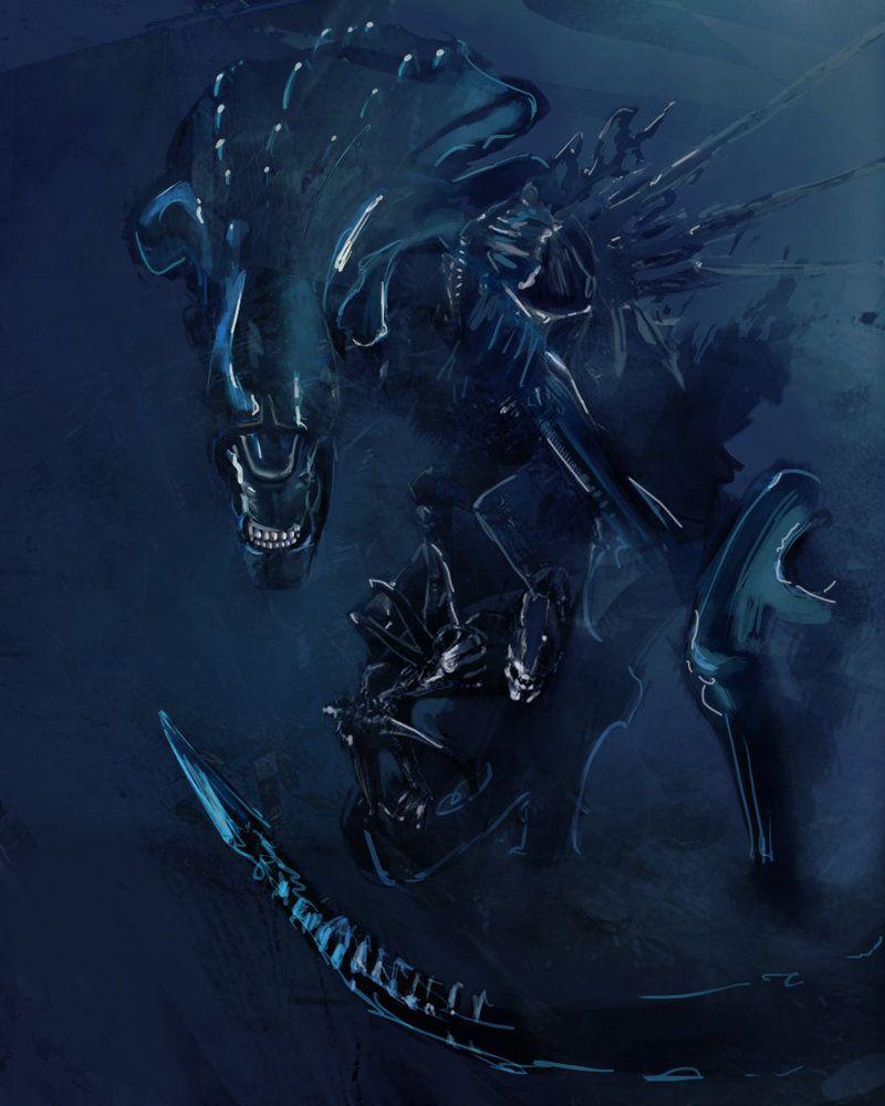 Alien Movie: Xenomorph, Alien Queen From Aliens