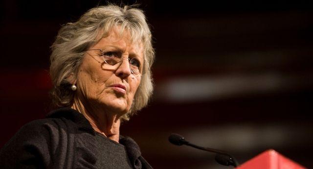 Germaine Greer wins an award for anti-transgender rants