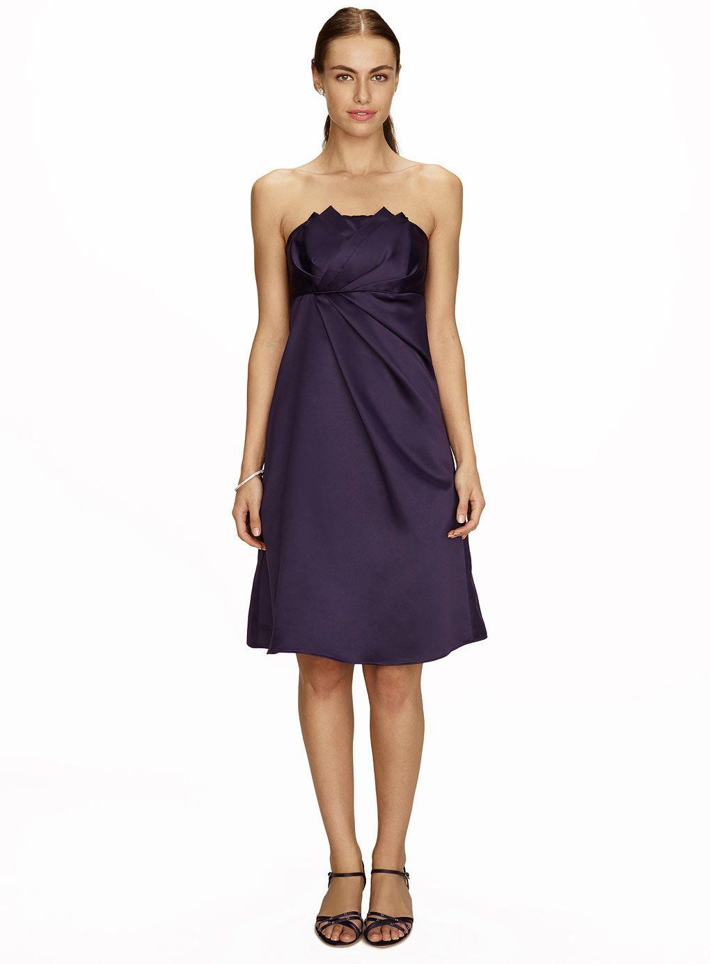 Iris grape short dress dingheartbhsadult