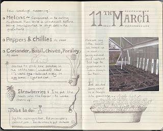 I Need To Make A Garden Journal Garden Journal Garden Diary
