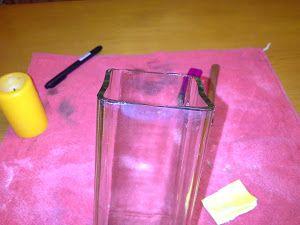 Convierte tus botellas en vasos, portavelas... gracias a este post. ¡Aprende a cortar vidrio!