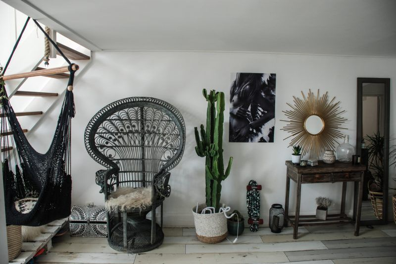 MA DÉCO  SALLE A MANGER Salons, Interiors and Living rooms