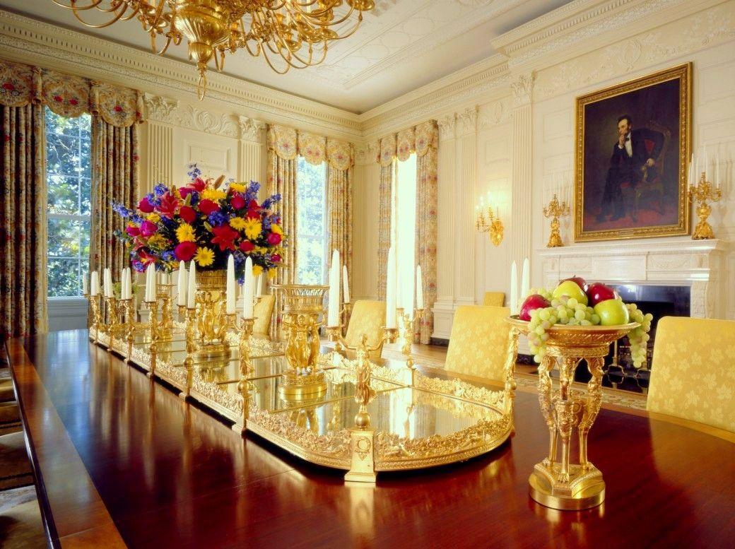 White House Interiors ELIOT RAFFIT