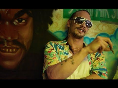 Does James Franco Deserve An Oscar for Spring Breakers? YES James - mens halloween costume ideas 2013