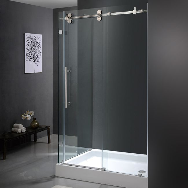 Vigo Vg6051chcl48 36 X 48 Rectangular Shower Enclosure Bathroom