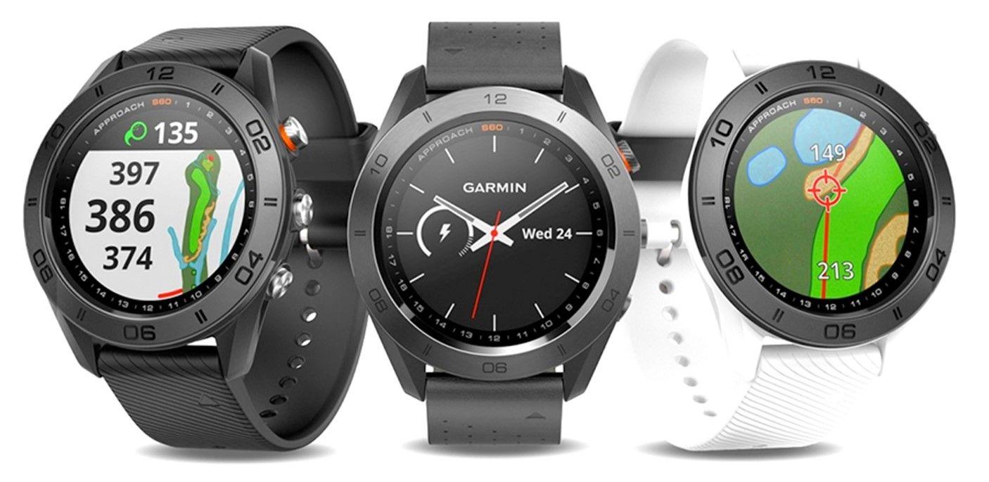 Garmin Approach S60 Golf GPS Watch bestgolfgpswatch