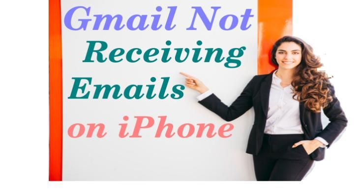 Gmail not receiving emails on iphone gmail receiver