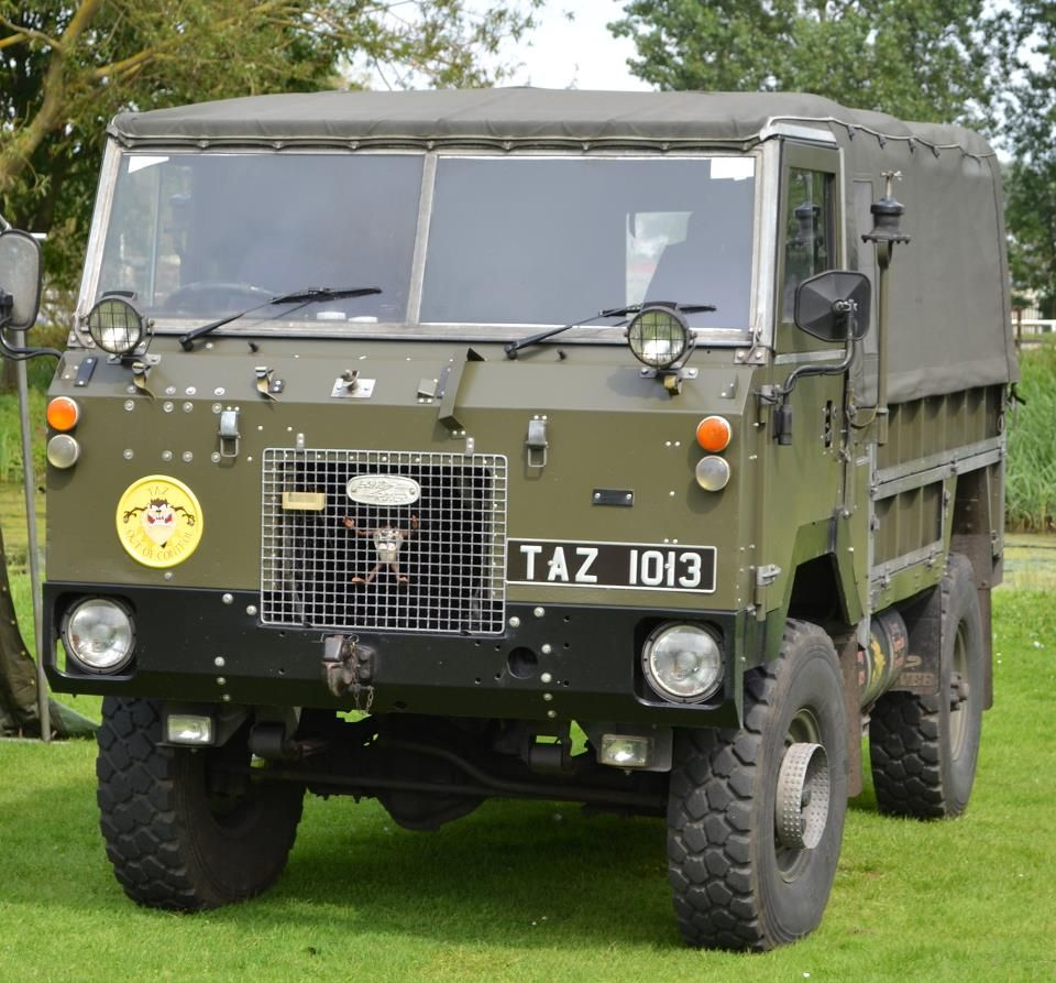Land Rover 101 Forward Control #looking_good