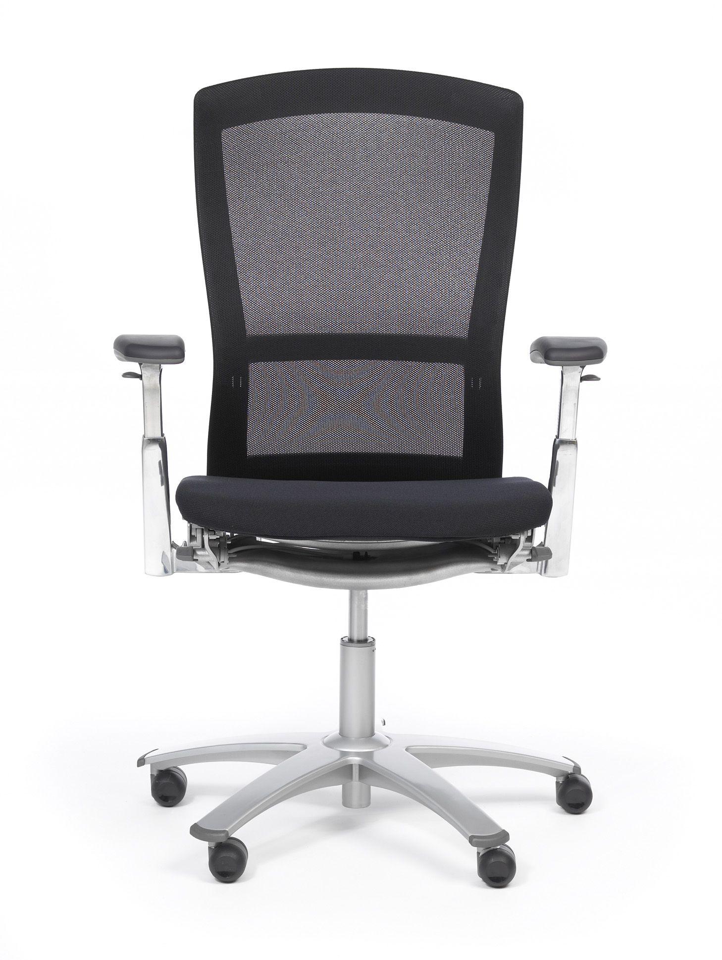 Knoll Life meest elegante bureaustoel met netrug Voor meer