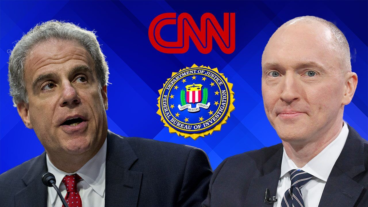 Cnn downplays its own fisa bombshell report receives