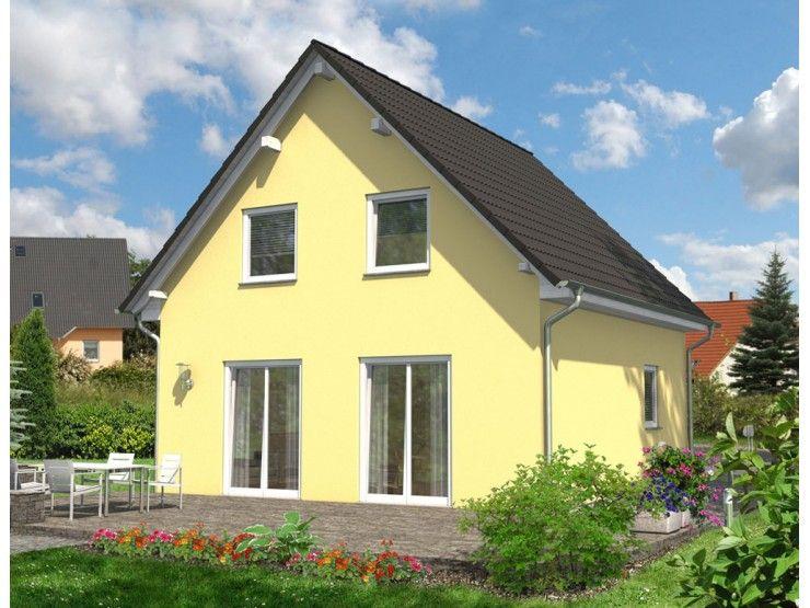 Massivhaus satteldach  Raumwunder 90 - #Einfamilienhaus von Town & Country Haus ...