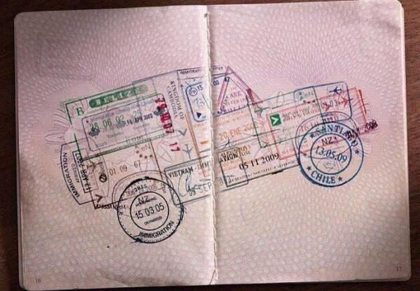 Very creative advert for Land Rover Defender.
