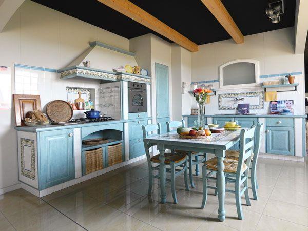 Image result for ceramiche di vietri | casa | Cucine, Cucina in ...