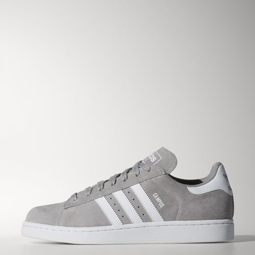 Adidas Originals Campus 2 Leather NEW Men All Sizes Grey