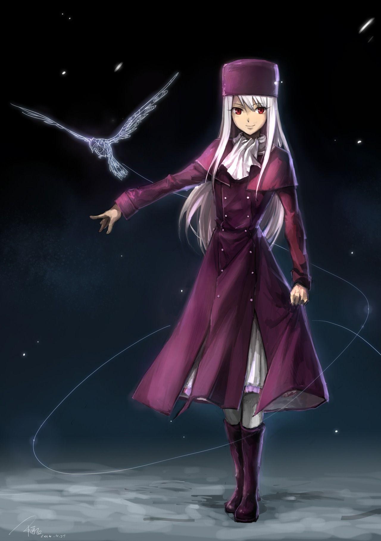 Older Illya Fate stay night, Fate anime series, Fate zero