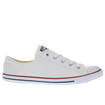 wide range of sale online White canvas 'Dainty' trainers buy cheap tumblr affordable sale online cheap sale Manchester PI9JeTLjG