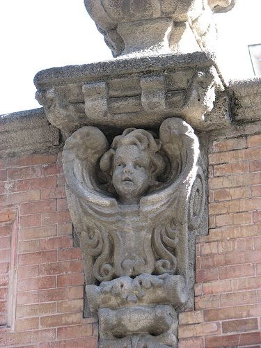 Puente de San Bernardo  detalle  Sevilla