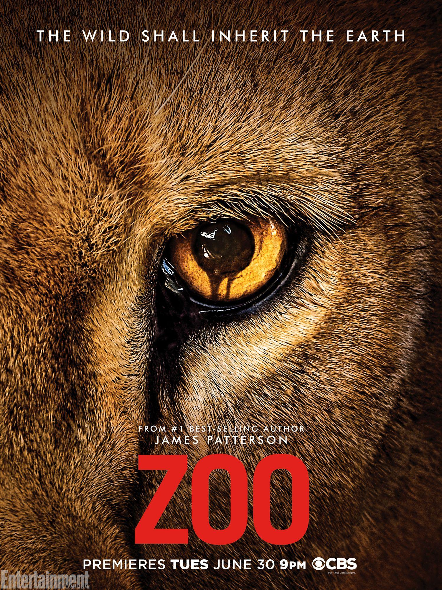 Zoo (TV Series 2015– ) Cd993d6a775b79adcd68a8c56e6fb988