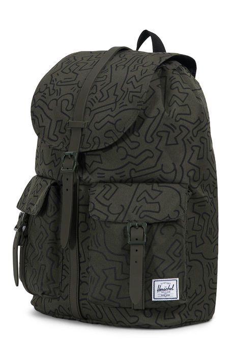 bbbfff3c16 Herschel Supply Co. The Herschel x Keith Haring Dawson Backpack in ...