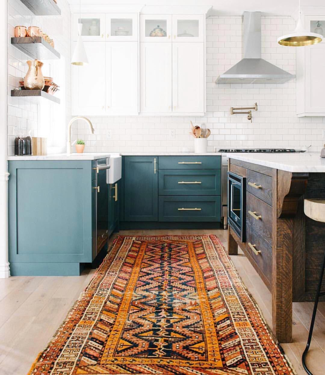 Embracing The Blue Kitchen: Pin By Jenny Hannel On Kitchen