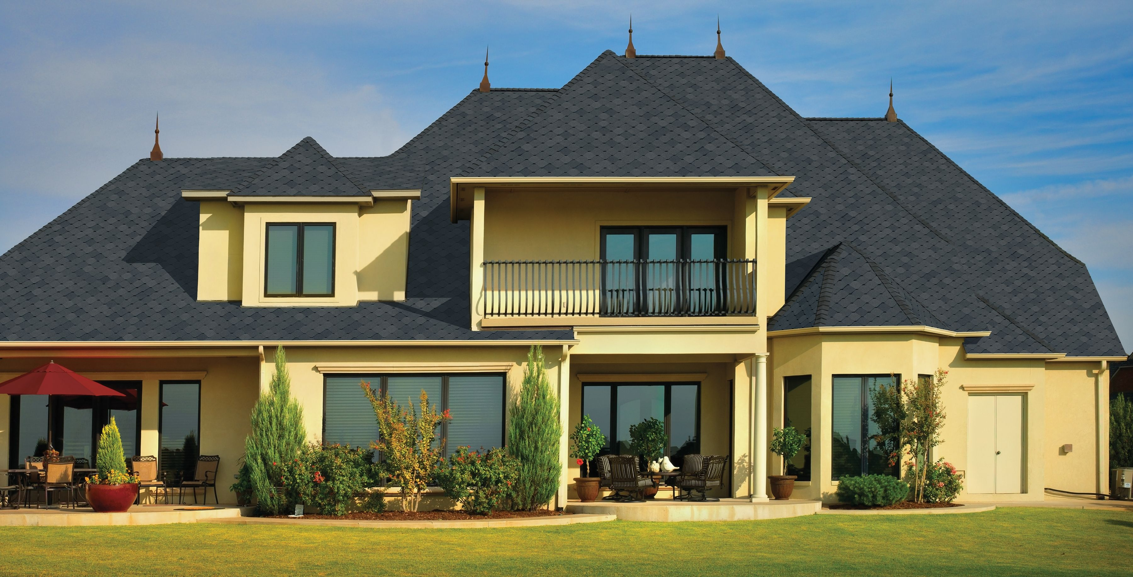 Best Sienna Lifetime Designer Shingles From Gaf A Classic 400 x 300