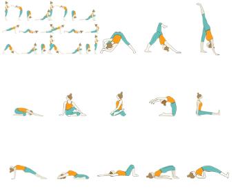 75 minute yoga  advanced yoga sequence peak pose