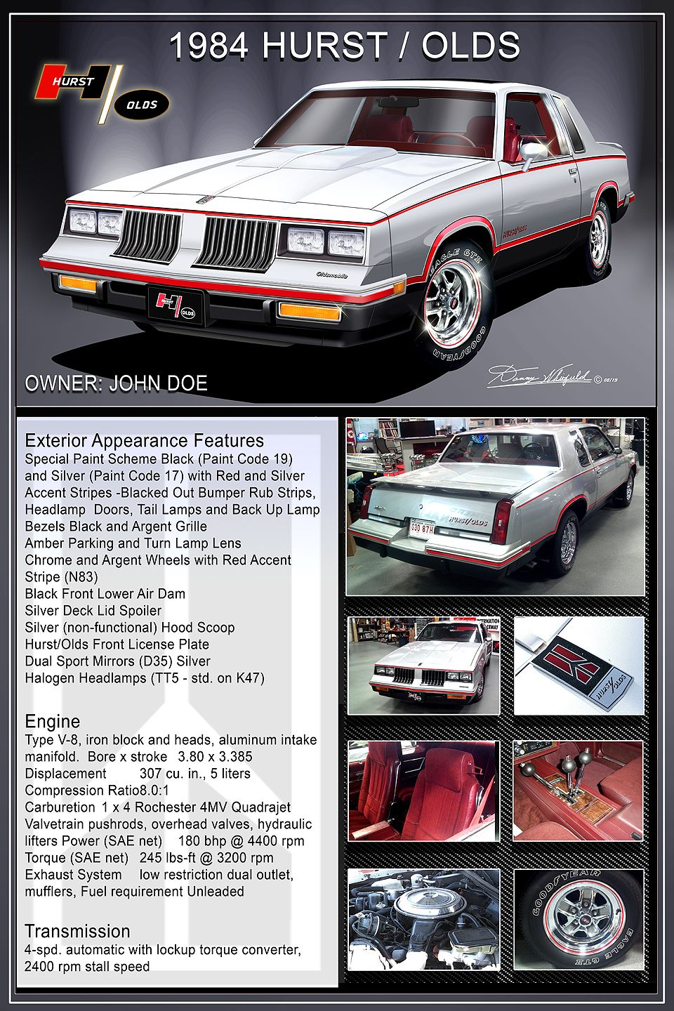 Hurst Olds Classic Cars Muscle Hurst Oldsmobile Muscle Car Ads