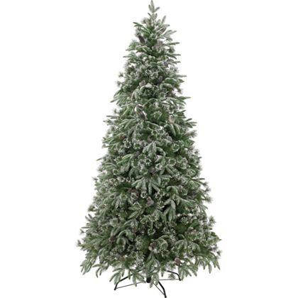 7ft Icelandic King Christmas Tree at Homebase -- Be inspired and make your  house a home. Buy now. - 7ft Icelandic King Christmas Tree At Homebase -- Be Inspired And