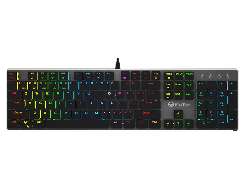Ultrathin High Performance Mechanical Keyboard Mk80 Mechanic Keyboard High Performance