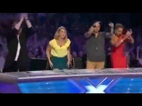 X Factor 25 Yas Arasi Bir Kadinin Inanilmaz Bir Yetenek Ile Herkesi Etkilemeyi Basardi Youtube Youtube Kadin
