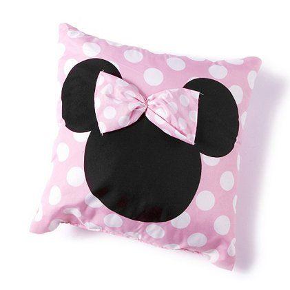 Minnie Mouse Decorative Pillow Claires Disney Pinterest Gorgeous Minnie Mouse Decorative Pillow