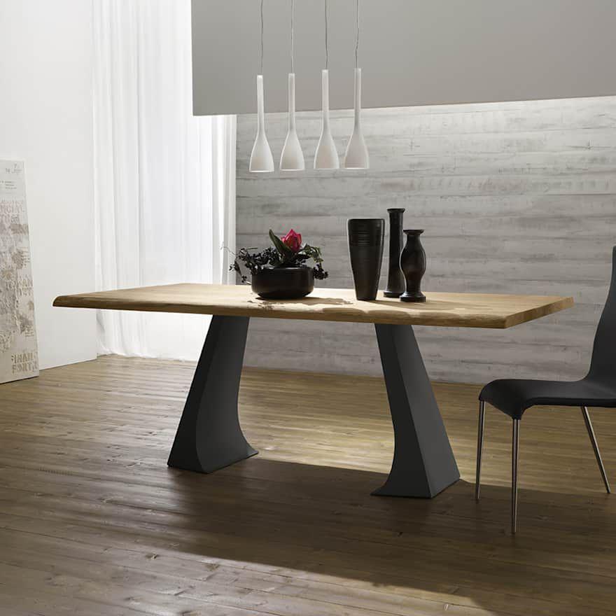 Tavoli da pranzo dal design moderno, allungabili e fissi
