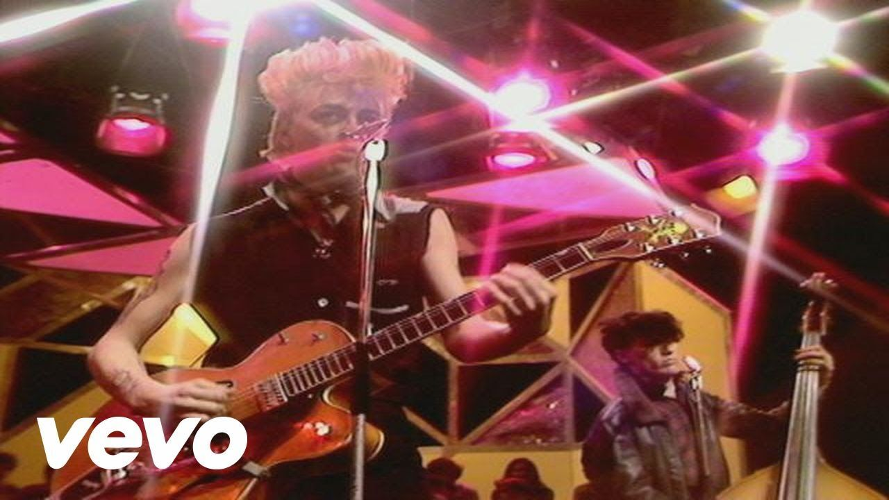 Stray Cats Runaway Boys [Top Of The Pops 1980]