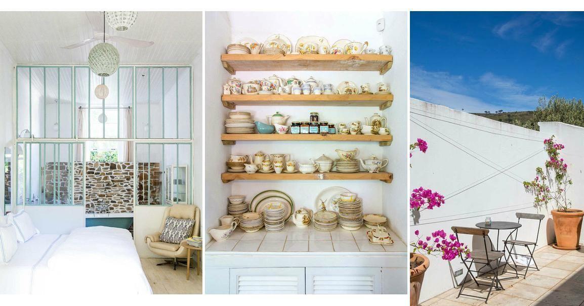 Una casa en Ciudad del Cabo llena de detalles que te van a enamorar