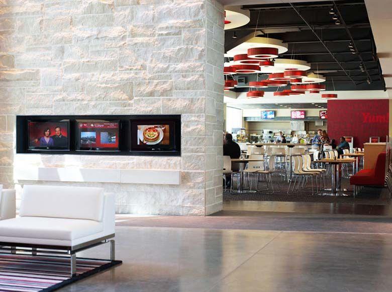 Pizza Hut Headquarters Portfolio 이미지 포함