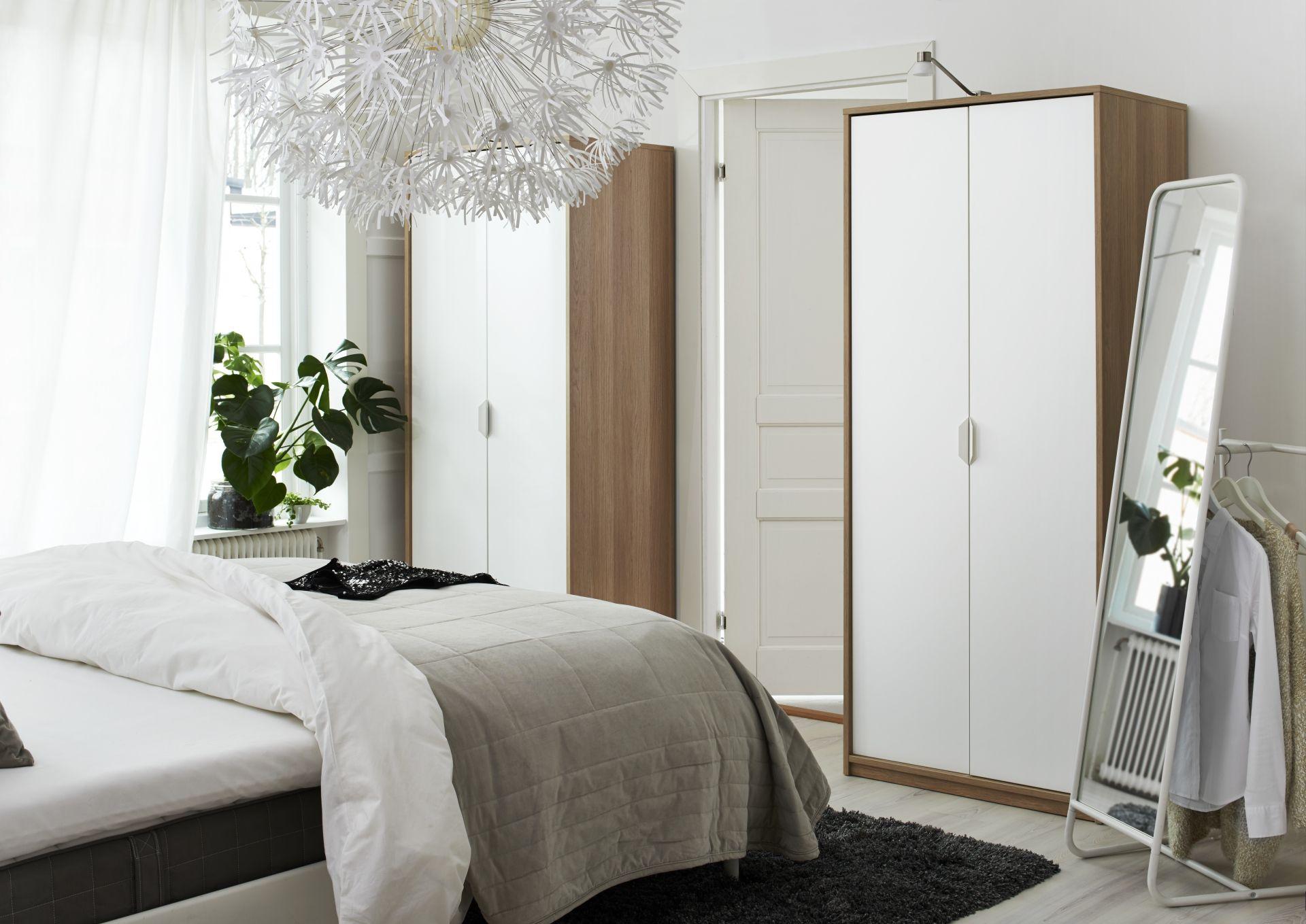 KNAPPER Staande spiegel, wit | Catalog and Doors