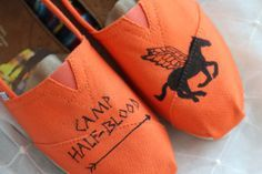 camp half blood outfit/clothing shoes