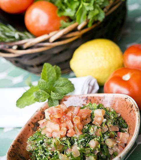 Tabbouleh cocina libanesa #cuisine #recipes | Comida & Cocteles ...