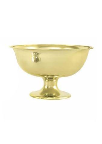 case of 24 gold plastic centerpiece bowls 4 pedestals rh pinterest com  plastic vases for centerpieces wholesale