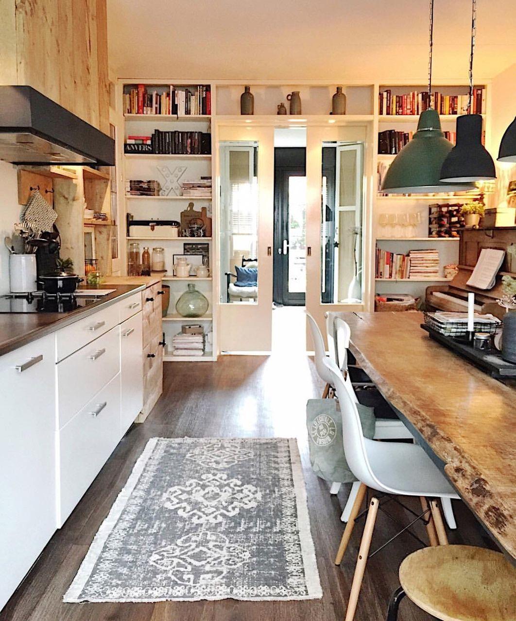 gestaltungsidee für durchbruch esszimmer/ wohnzimmer | küche, Gartengerate ideen