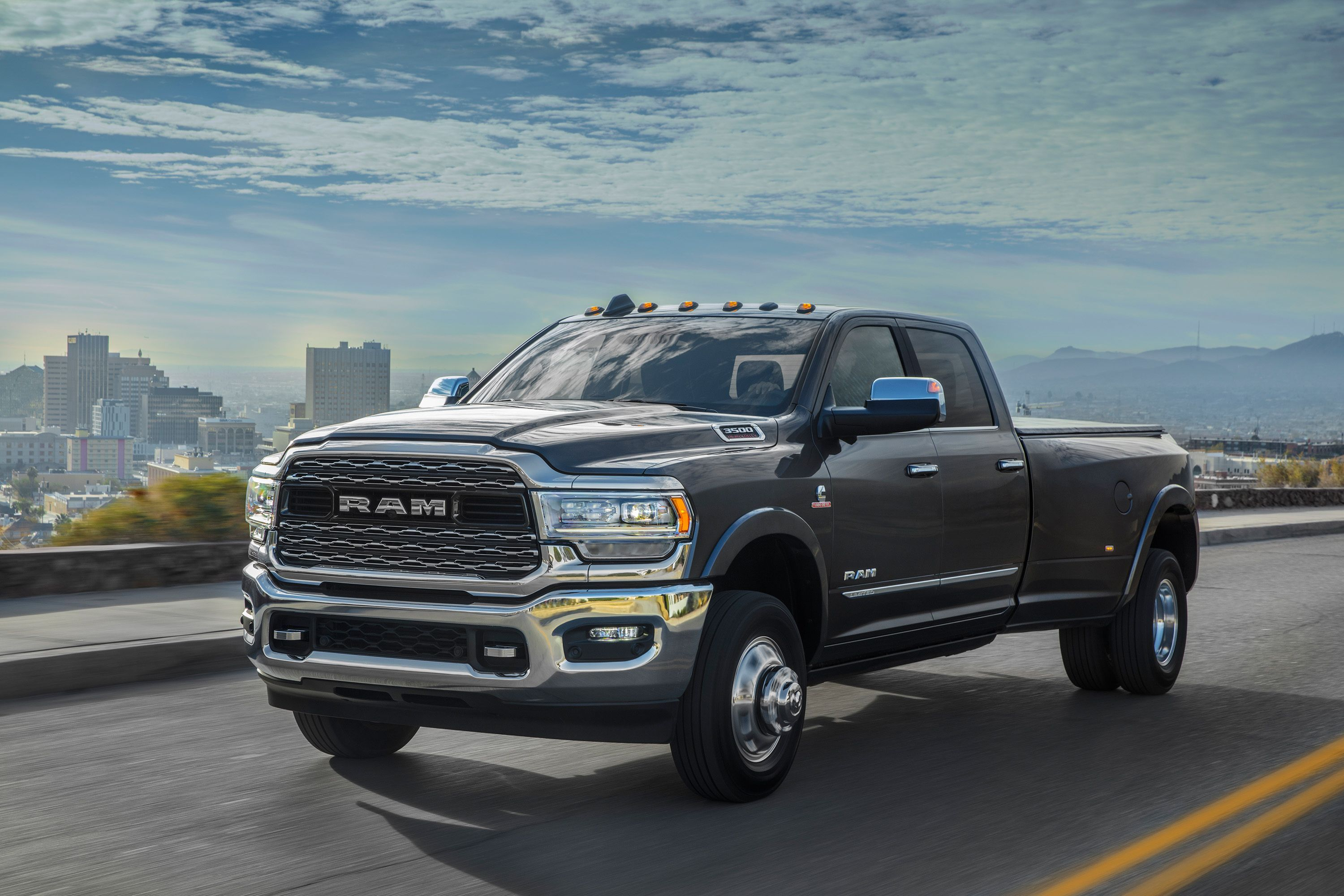 2020 Ram 3500 Diesel Price, Design and Review