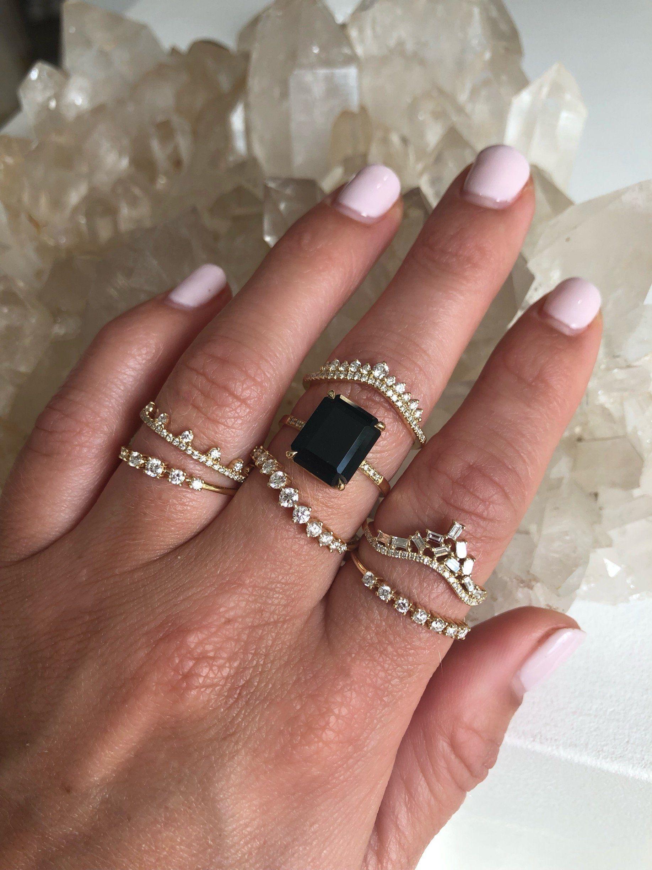 16++ Onyx wedding ring womens info