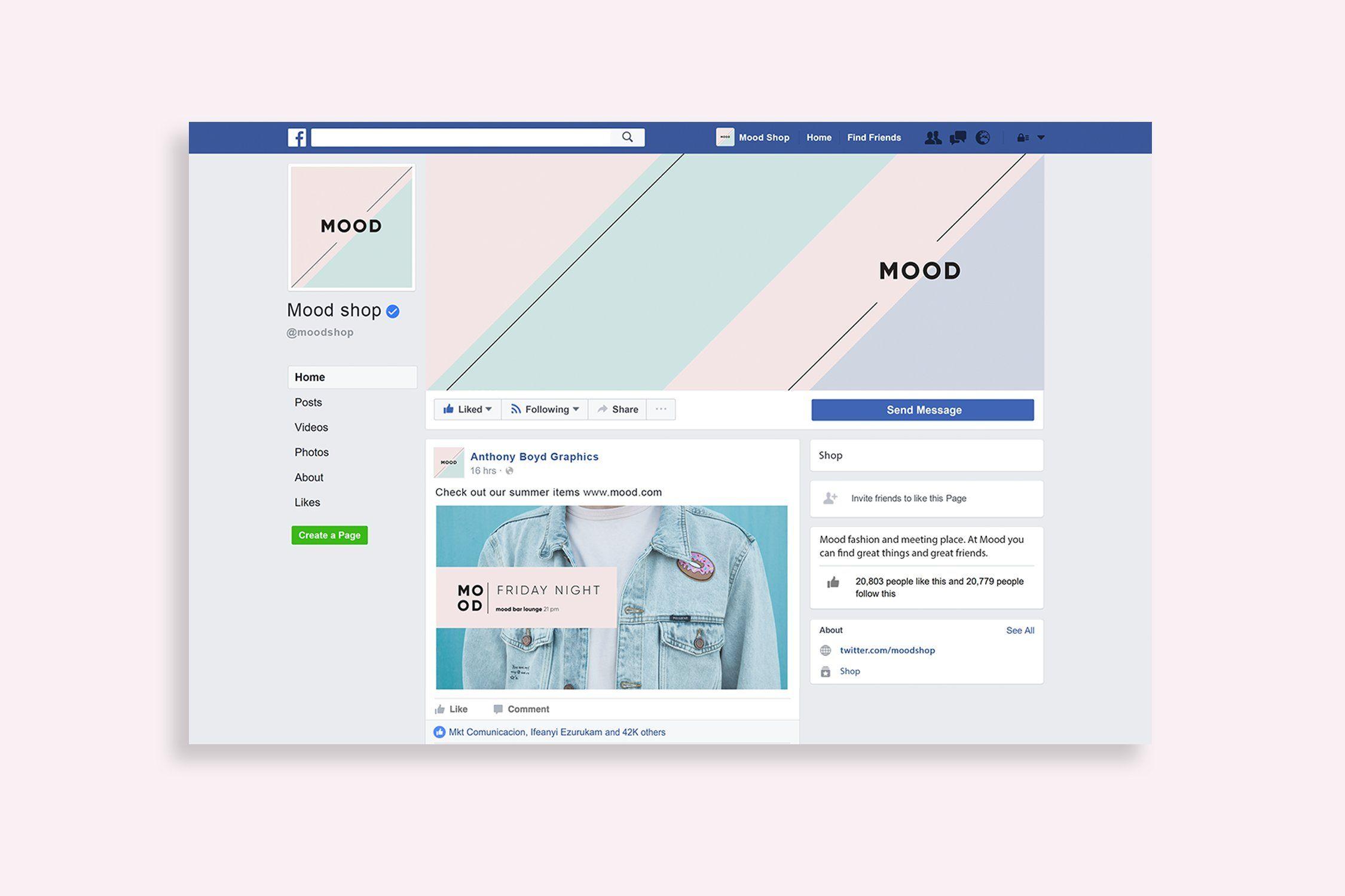 Elegant Facebook Ad Templates Facebook Ad Template Facebook Cover Photo Template Facebook Profile Template