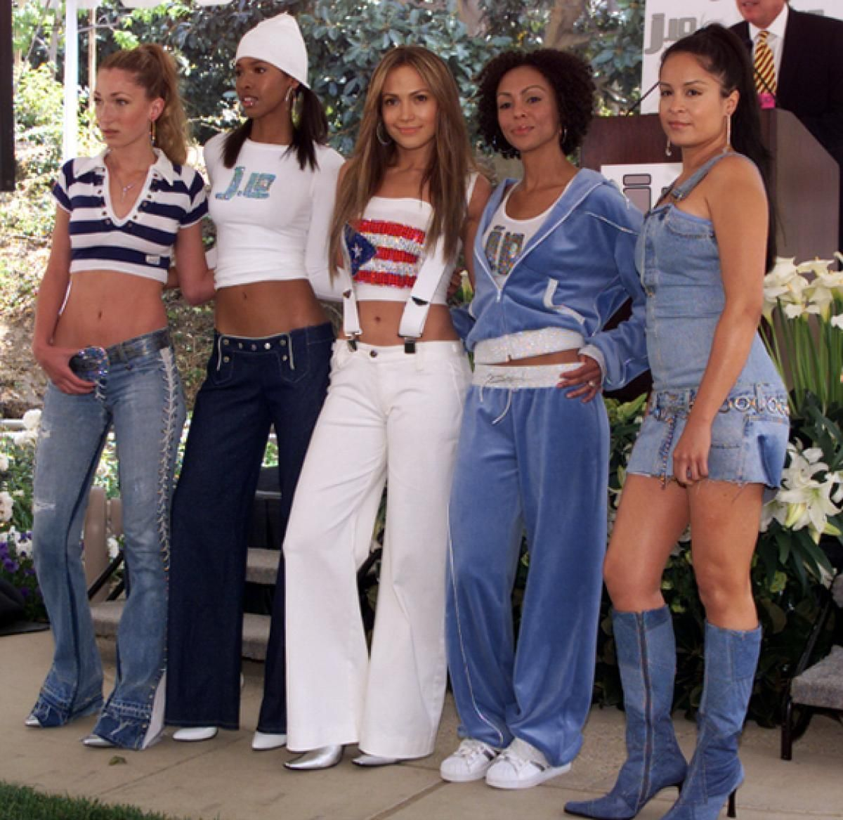 Charming Early 2000S Fashion Outfits Hip Hop